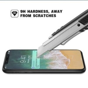 Other - Set of 5 Premium Screen Glass Protectors IPHONE X
